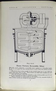 Plate 113-X. Heavy pattern reversible mixer.