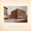Business Block of Ex. Mayor Runels, Lowell, Mass.