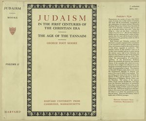 Judaism in the first centuries of the Christian era : the age of the Tannaim. (Vol. 2)