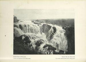 Ikandu Falls near Newcastle.