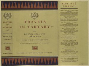 Travels in Tartary.
