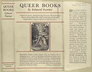 Queer books.