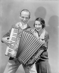 Fred and Adele Astaire in The Band Wagon (1931).