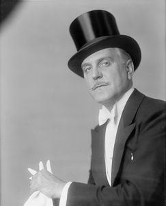 Frank Morgan in The Band Wagon (1931).