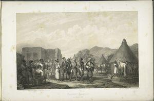 Famakâka [Fezoghlu] am 28 Juni 1860.