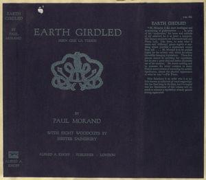 Earth girdled.