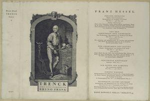 Trenck : Roman eines Günstlings.