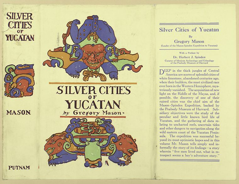 Silver cities of Yucatan.