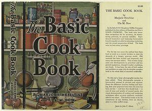 The Basic Cookbook, by Marjori... Digital ID: 490212. New York Public Library