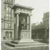 Peter Cooper monument.