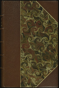 Bookbinding : books bequeathed by William Augustus Spencer.