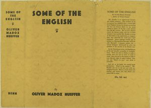 Some of the English.