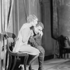 Helen Hayes (Norma Besant) and Elliot Cabot (Michael Jeffery).