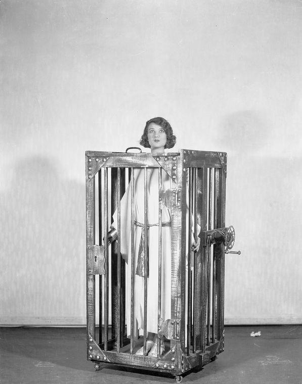 Constance Carpenter as the Demoiselle Alisande La Carteloise.