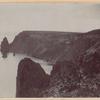 Cliff of Balaklavskii Georgievskii monastery]