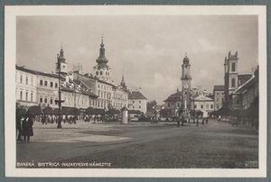 [Square of Masarykovo.]