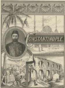 Constantinople, Abdul-Hamid II.