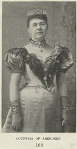 Countess of Aberdeen.