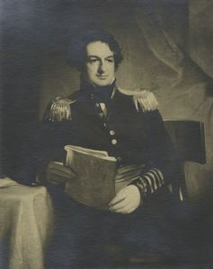 John J. Abert, 1788-1863, Colonel, Chief of Topographical Engineers U. S. Army.