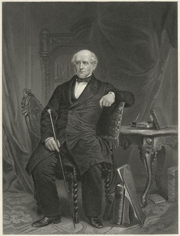 Charles Francis Adams.