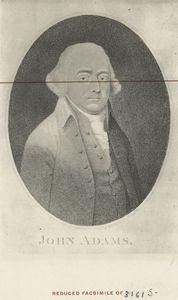 John Adams, reduced facsimile of 31615.