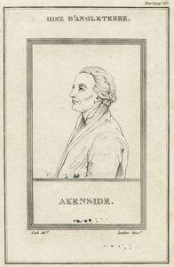 Hist. d'angleterre, Akenside.