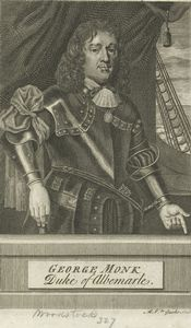 George Monk, Duke of Albemarle.