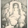Statue of Niobe on Mount Sipylus