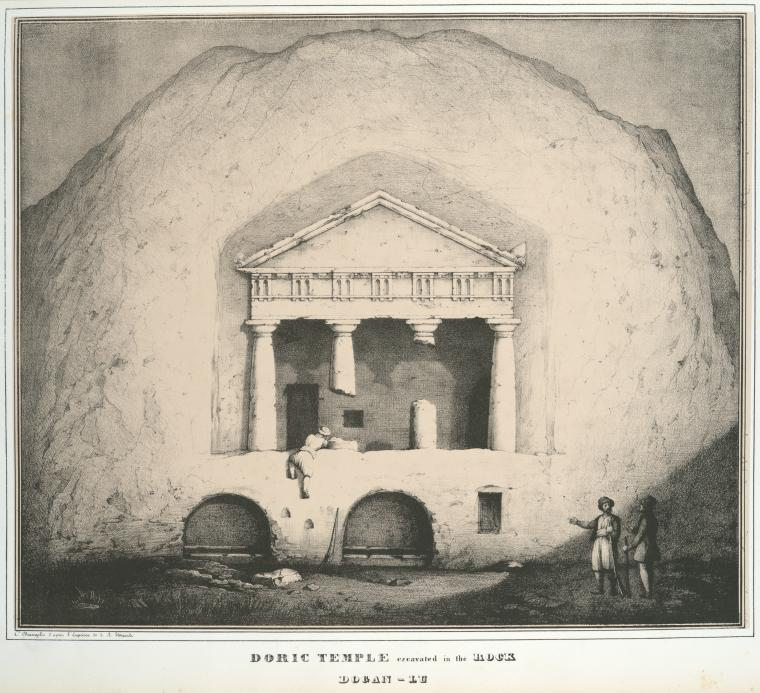 A description of some ancient monuments, with inscriptions, still existing in Lydia and Phrygia, several of which are supposed to be tombs of the early kings  J. R. Steuart. 1842