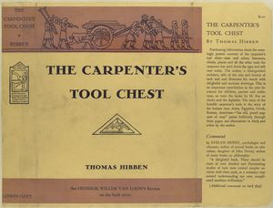The carpenter's tool chest.