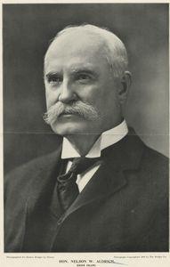Hon. Nelson W. Aldrich, Rhode Island.