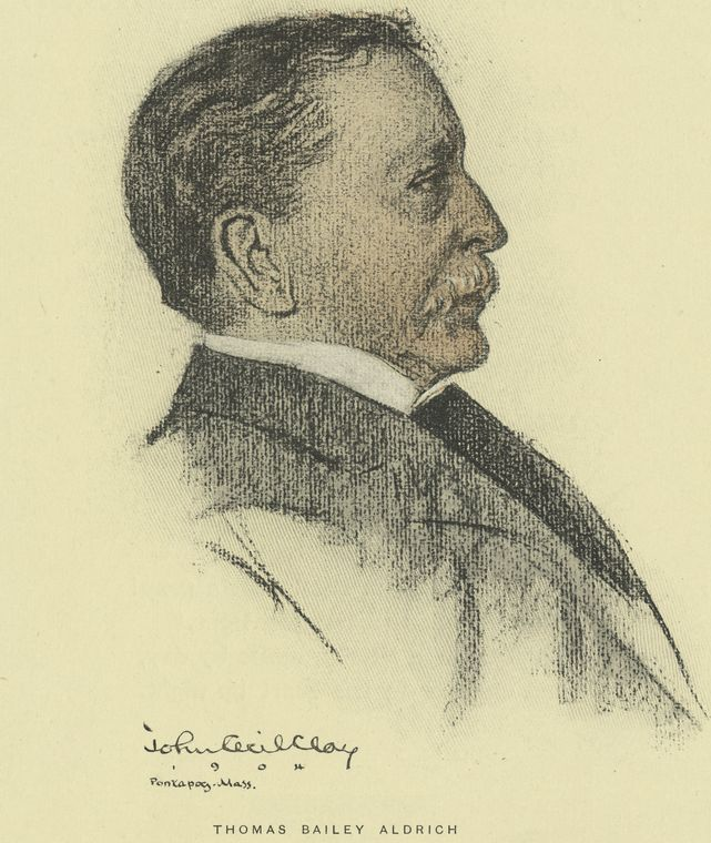 Thomas Bailey Aldrich.