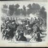 Das Attentat auf den Kaiser Alexander II of Russland.