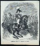 Equestrian portrait of th