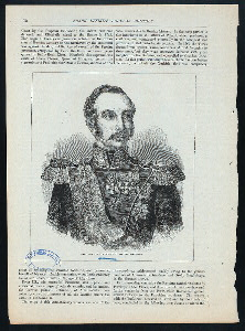 The Emperor Alexander II. on his accession.