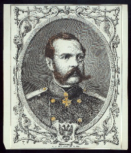 H. I. H. the Czar of Russia.