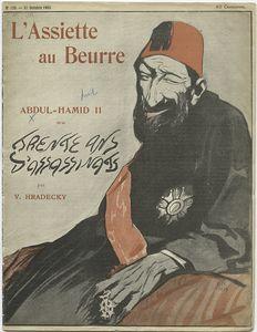 Abdul-Hamid II ou trente ans d'assassinats par V. Hradecky.