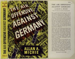 The air offensive against Germany.