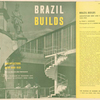 Brazil builds; architecture new and old, 1652-1942.