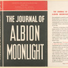 The journal of Albion Moonlight.