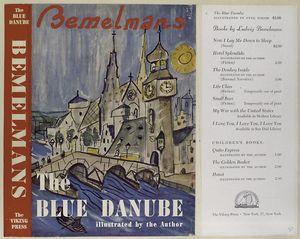 The blue Danube.