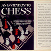 An invitation to chess.