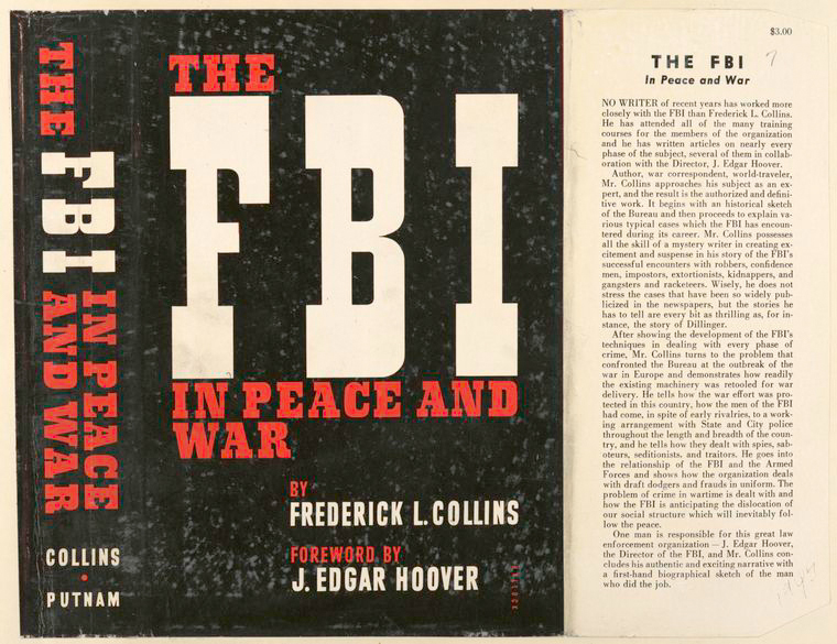 The FBI in peace and war.