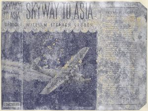 Skyway to Asia / by William Stephen Grooch.