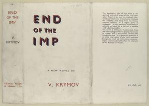 End of the imp / V. Krymov.