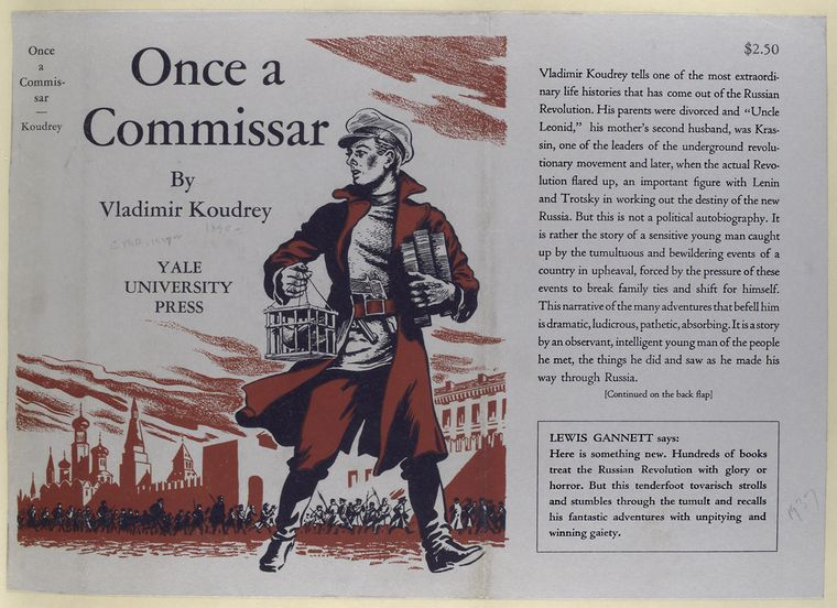Once a commissar / by Vladimir Koudrey.