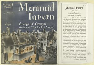 Mermaid tavern / George W. Cronyn.