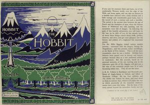 The hobbit / J.R.R. Tolkien.