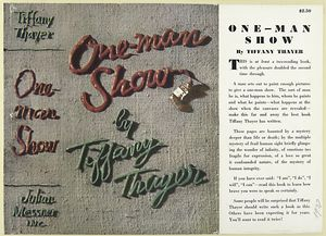 One man show / by Tiffany Thayer.