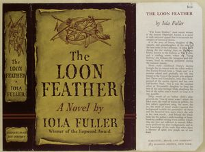 The loon feather : a novel / by Iola Fuller.